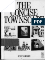 The Consice Townscape by Gordon Cullen