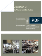 Kitchens and Services