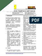 Estudo Dos Mtempos e métodos