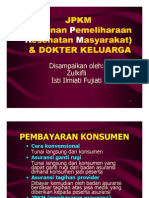 Fmd175 Slide Jaminan Pemeliharaan Kesehatan Masyarakat Dokter Keluarga