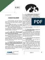 Coach Bluder - 12 30 11