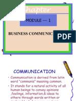 Module 1 Comm,Importance,Role - Copy