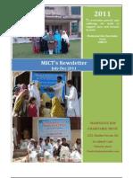 MICT News Letters 2011