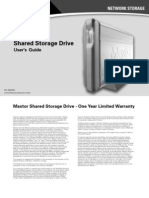 Max Tor Shared Storage Installation Guide