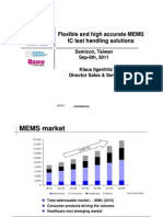 10._15001530_Flexible & Hi Accurate MEMS IC Test Handling Solutions_Semicon Taiwan 2011