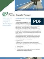 Workshop Plus - Advanced .NET Debugging
