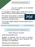 Multiple Reactors