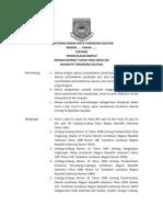 Peraturan Daerah Kota Tangerang Selatan