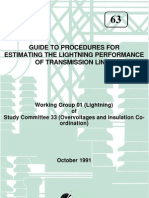 CIGRE Lightning Performance