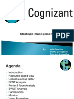 Cognizant Ppt | Science And Technology | Information Technology