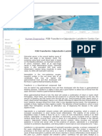 FOB Transferrin+Calprotectin Lactoferrin Combo Card