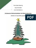 Weihnacht-Akkorde-floete