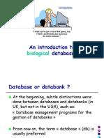 Databases (1)