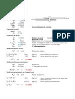 Diseño Conexiones MCR