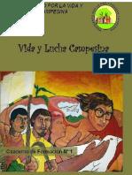 Lucha e identidad campesina-MVEC