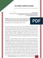 Lugares do Samba, Lugares da Nação   Kienteca, Eliandro PUC RS Oficial dez-2011