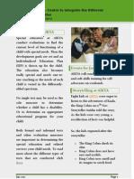 Aikya Newsletter Jan2012