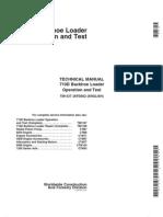 710D Backhoe - Technical Manual (TM1537)