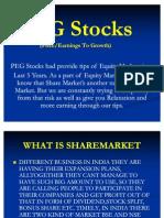 PEG Stocks
