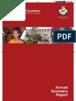 MWF's Summary Report  2011
