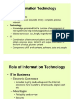 Information Technology,Internet Services