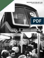 The SOAC Car Advancing Rail Progress