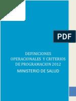 PPR- 2012