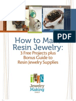 Free Resin Jewelry Making eBook