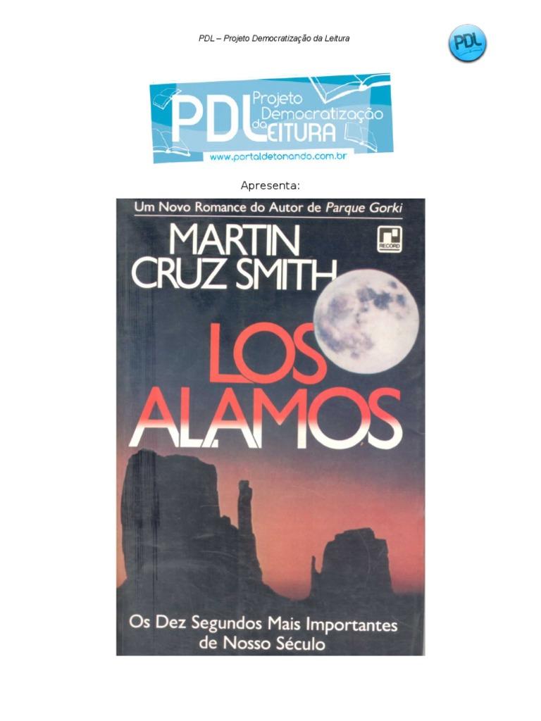8875d3f3a0c9f Martin Cruz Smith - Los Alamos