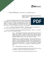 Novo Rol da Agência Nacional de Saúde Suplementar RN ANS 262/2011