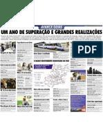 Avança Goiás - Um ano de superação e grandes realizações