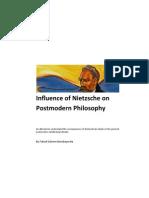 Influence of Nietzsche on Postmodern Philosophy - Fahad Bombaywala