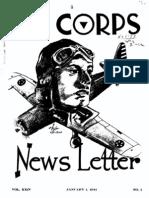 Air Force News ~ Jan-Jun 1941