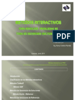 Presentación Proyecto Métodos Interactivos