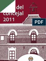Guia Concejal2011