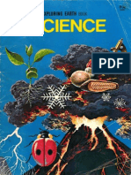 Science - A Golden Exploring Earth Book