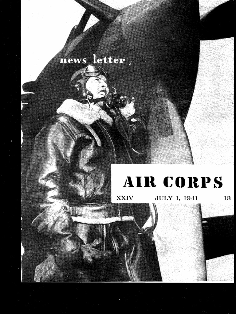 Air Force News Jul Dec 1941