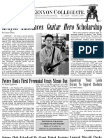 Kenyon Collegiate Issue 2.6