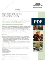 Scottish Power 14 Summary