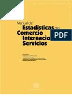 Manual Estadistico Comercio Servicios