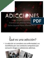 adicciones formaciooon