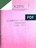 KIPS CA Geostrategic