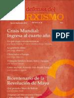 En Defensa del Marxismo, nº 39, agosto-septiembre 2010