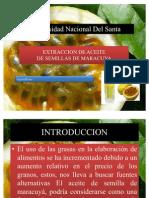 diapositivas de maracuya