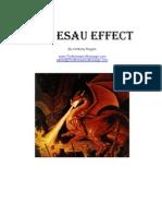Esau Effect