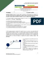 CUARTA SERIE DE EJERCICIOS DE FÍSICA I