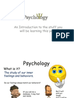 Introduction to Psyc