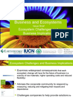 business and ecosystems