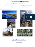 sustainable investment market brief