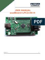 Blueboard LPC2148-H User Manual Ver1.1